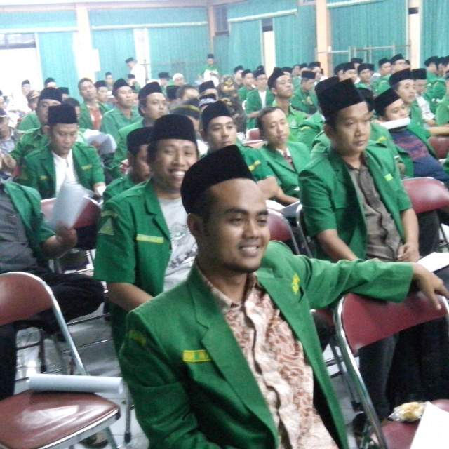 Nur Wachid, Ketua DPC PKB Magetan.