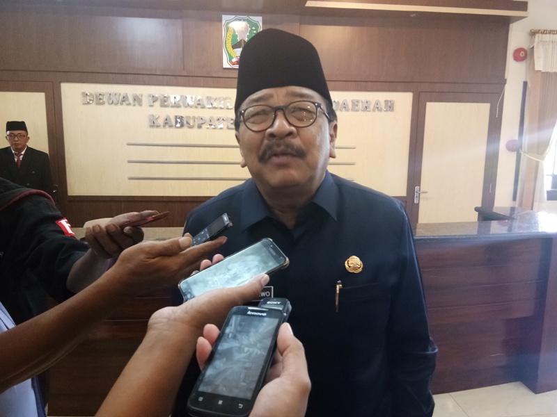 Soekarwo, Gubernur Jawa Timur.