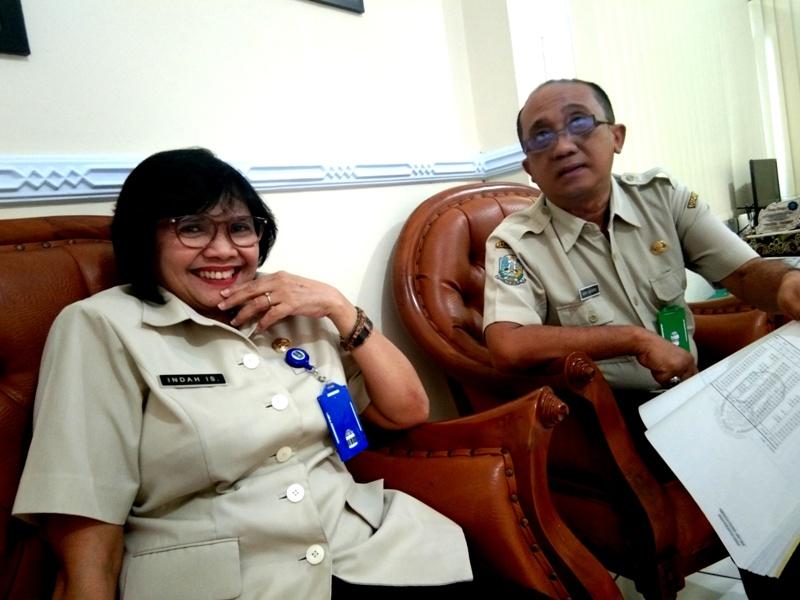 Indah Isminarti, Kepala UPT PPD Magetan. (Norik/Magetan Today)