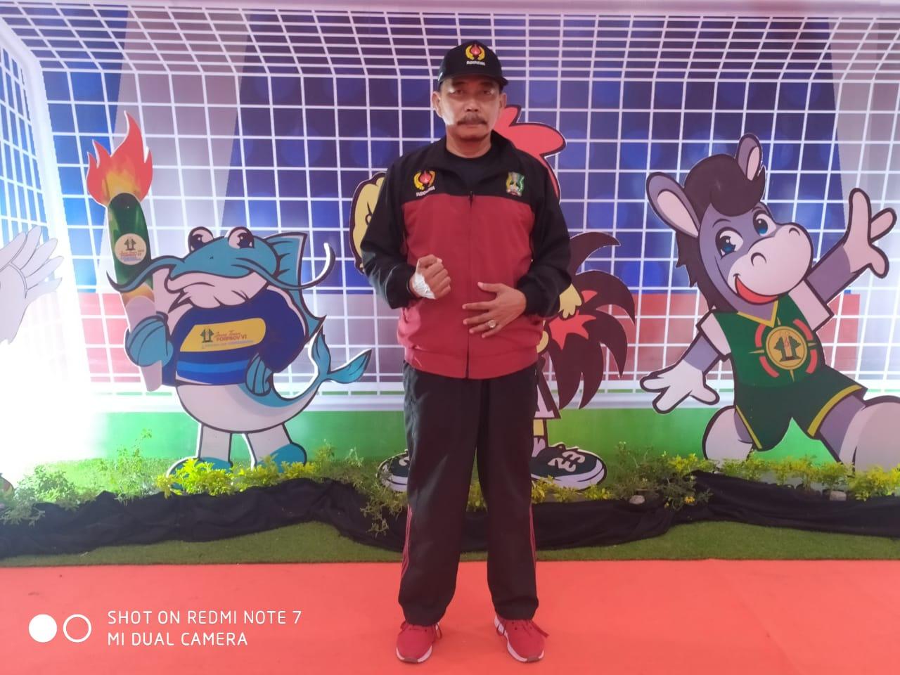 Sofyan, Ketua KONI Kabupaten Magetan. ( Norik/Magetan Today).
