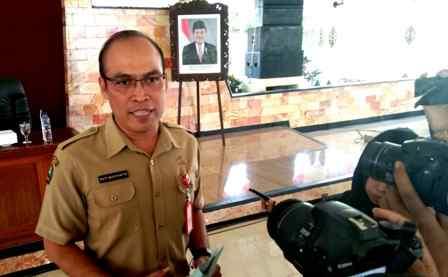 Eko Muryanto, Kepala Dinas PMD Kabupaten Magetan ( Norik/Magetan Today)