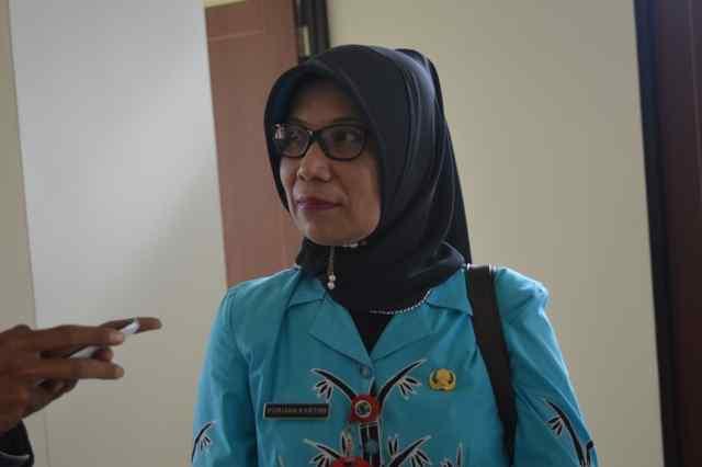 Furiana Kartini, Kepala Dinas PPKBPP dan PA Kabupaten Magetan. (Norik/Magetan Today)