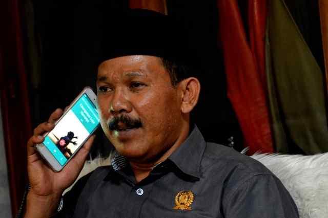 Wiling Suyono, Ketua Komisi D DPRD Magetan. ( Norik/Magetan Today)