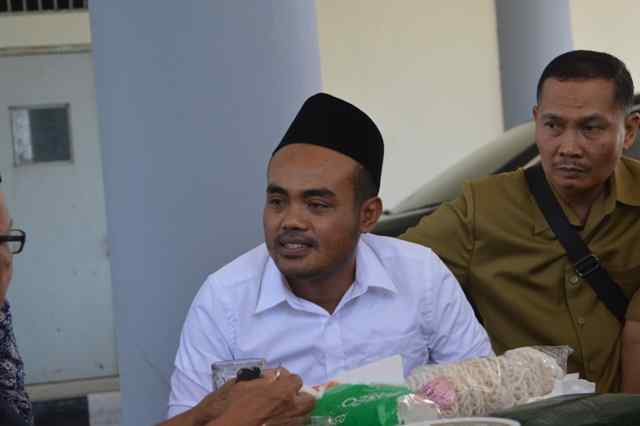 Nur Wachid, Ketua DPC PKB Magetan. ( Norik/Magetan Today).