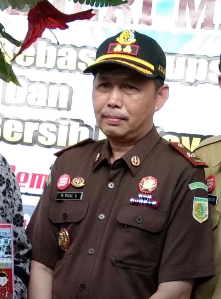 Muhamad Rizal Sumadiputra, Kajari Magetan. ( Norik/Magetan today)