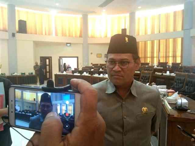 Sujatno, Ketua DPRD Kabupaten Magetan. (Norik/Magetan Today)