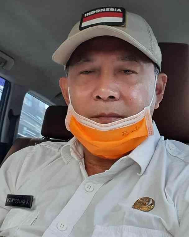 Venly Tomi Nicolas, Kepala Disparbud Kabupaten Magetan. (Istimewa).