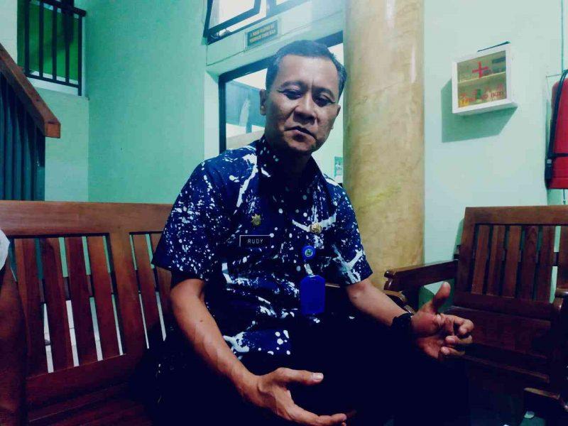 Rudi Harsono, Kepala Disnaker  Kabupaten Magetan. (Istimewa).