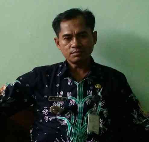 Masruri, Sekretaris Pansel JPT Pratama Sekda Magetan. ( Norik/Magetan Today)