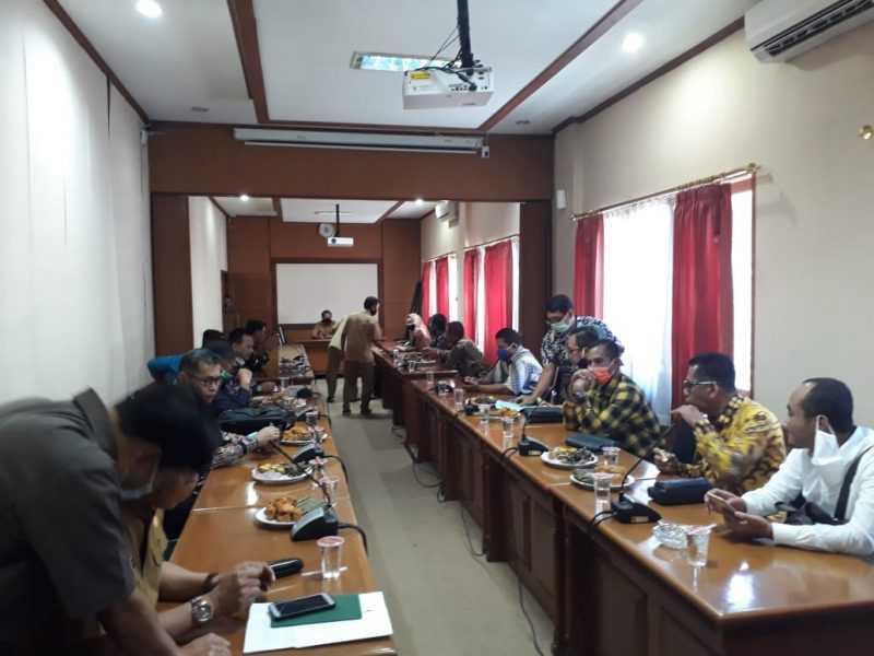 Studi Banding BPPD DPRD Magetan Ke DPRD Sumedang, Jawa Barat. (Istimewa).