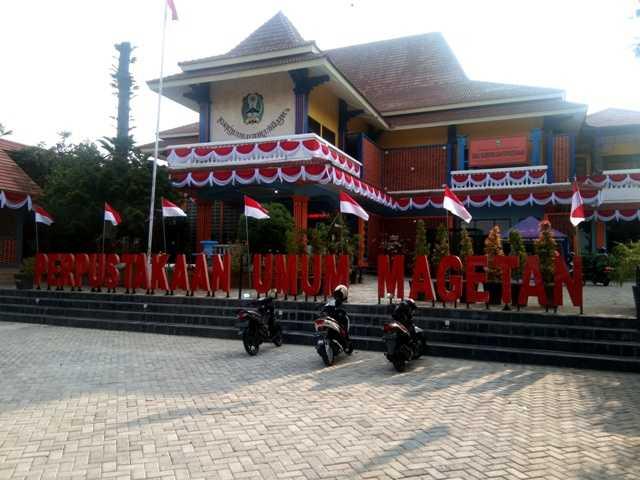 Dinas Arpus Kabupaten Magetan. (Norik/Magetan Today)