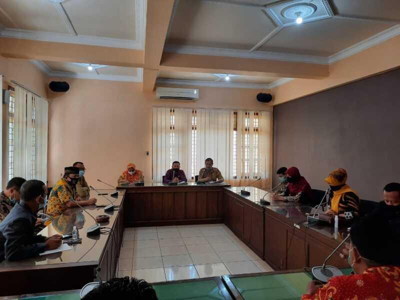 Studi Banding Pansus Piutang di Kabupaten Cimahi, Jawa Barat. ( Istimewa For Magetan Today).