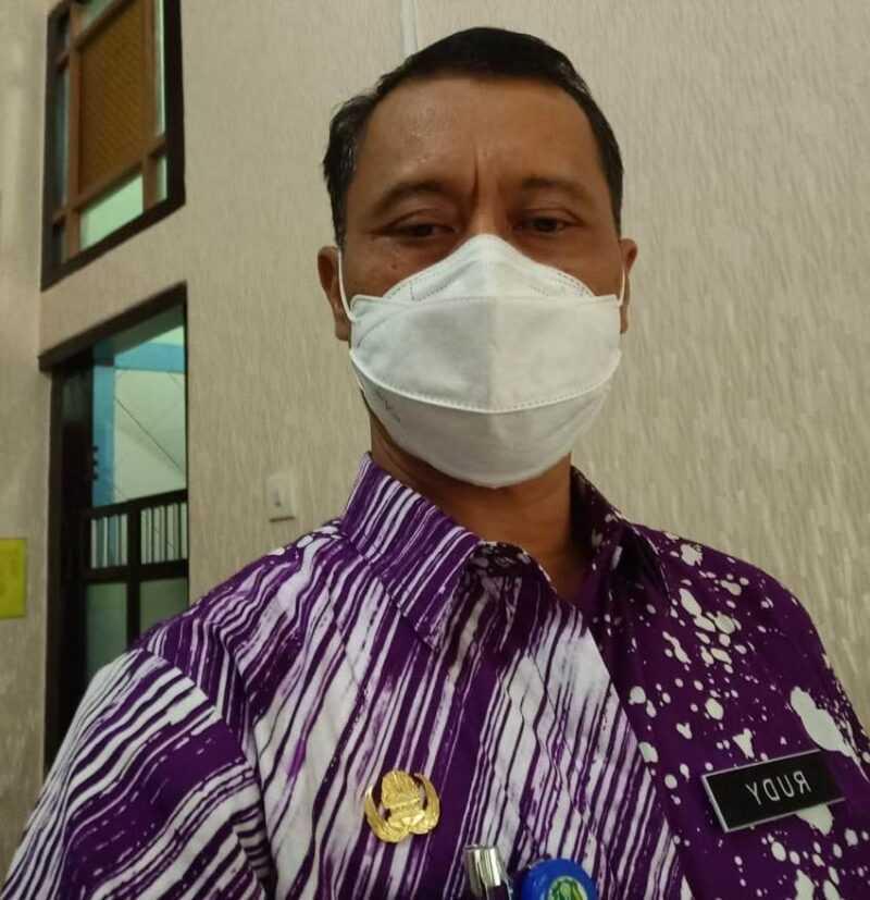 Rudi Harsono, Kasatpol PP dan Damkar Kabupaten Magetan. ( Norik/Magetan Today).