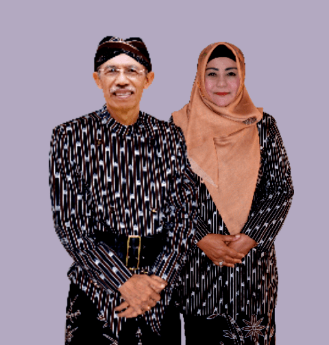 Bupati Magetan Suprawoto Bersama Wakil Bupati Magetan Nanik Endang Rusminiarti. ( Norik/Magetan Today)