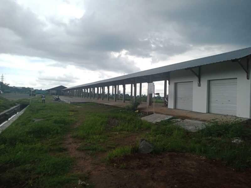 Lokasi Relokasi Yang Disediakan  Pemkab Magetan. (Norik/MagetanToday).