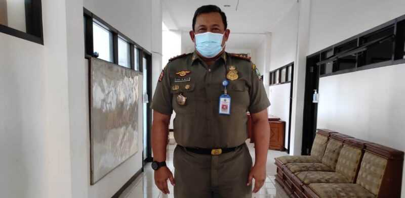 Chanif Triwahyudi. Kasatpol PP Dan Damkar Kabupaten Magetan. ( Norik/Magetan Today).