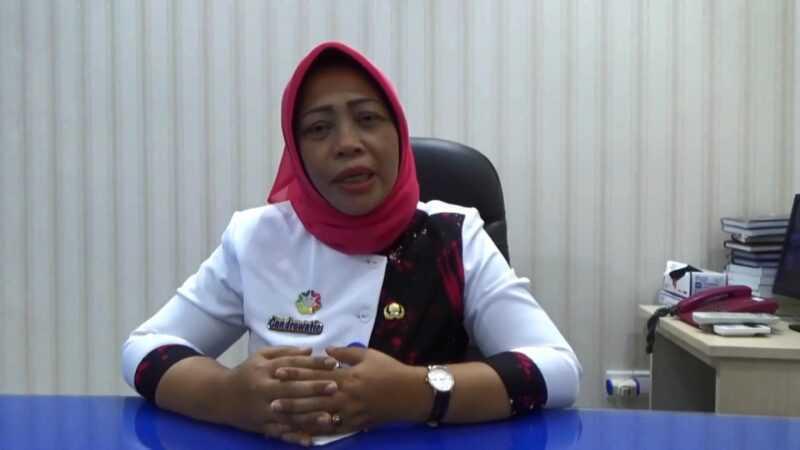 Sunarti Condrowati, Kepala DPM - PTSP Kabupaten Magetan. ( Norik/Magetan Today).