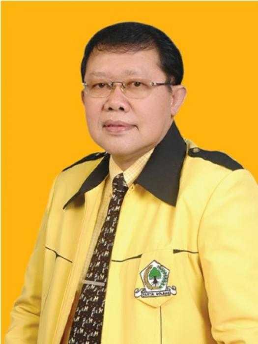 Gatot Sudjito, Anggota DPR RI Fraksi Partai Golkar. ( Istimewa).