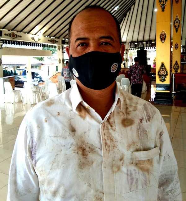 Joko Trihono, Kepala Dinas Pariwisata dan Kebudayaan Kabupaten Magetan. ( Norik/Magetan Today).