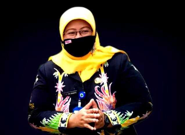 Yayuk Sri Rahayu, Kepala Dinas Sosial Kabupaten Magetan. (Istimewa).