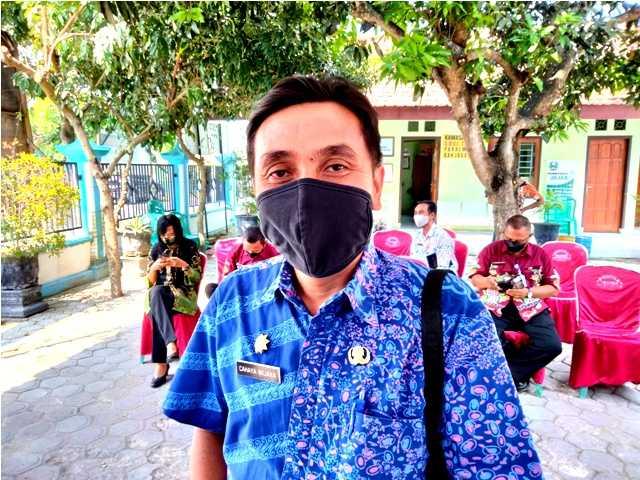 Cahaya Wijaya, Kepala Dinas Kominfo Kabupaten Magetan ( Norik/MagetanToday)
